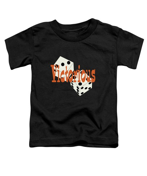 Inspirational Victorious Tee Design Victorious Toddler T-Shirt