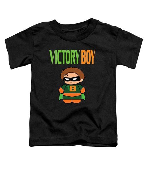 Inspirational Victorious Tee Design Victory Boy Toddler T-Shirt