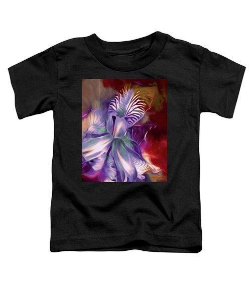 Iris Splendor 12 Toddler T-Shirt