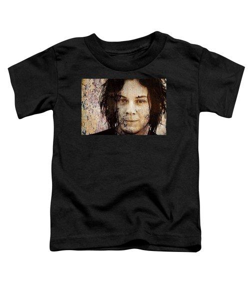Jack White Toddler T-Shirt