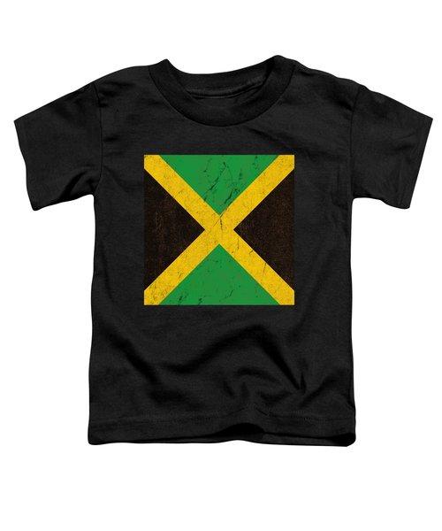 Jamaica Flag Toddler T-Shirt