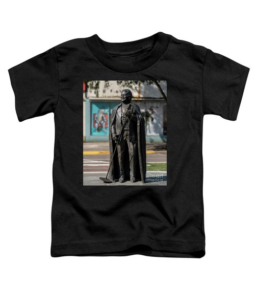 James Brown Statue - Augusta Ga 2 Toddler T-Shirt
