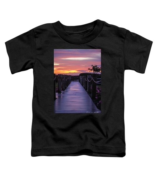 Just Another Day In Paradise Toddler T-Shirt