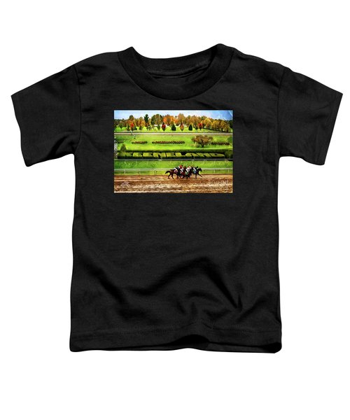Keeneland Toddler T-Shirt