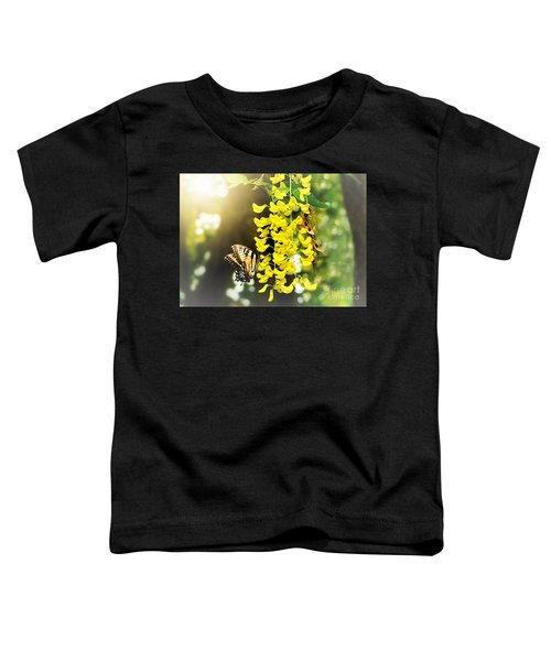 Kissed By The Sun Toddler T-Shirt