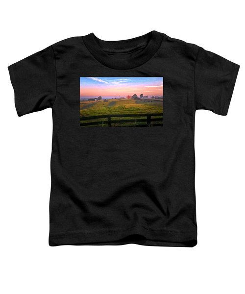 Lazy Day Toddler T-Shirt