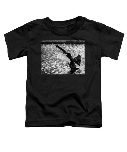 Learning To Fly Toddler T-Shirt
