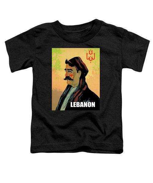 Lebanon Toddler T-Shirt