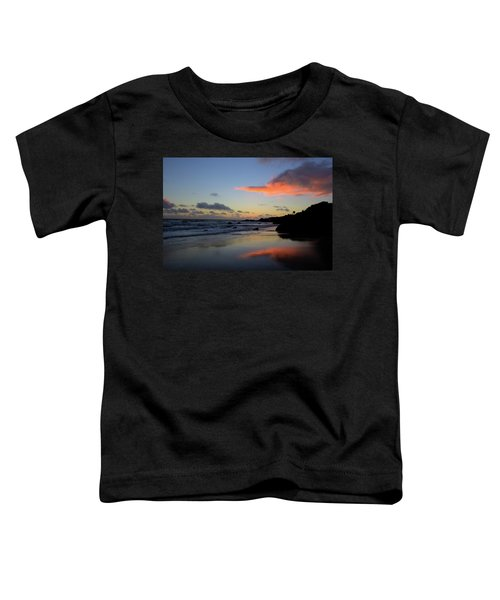 Leo Carrillo Sunset II Toddler T-Shirt