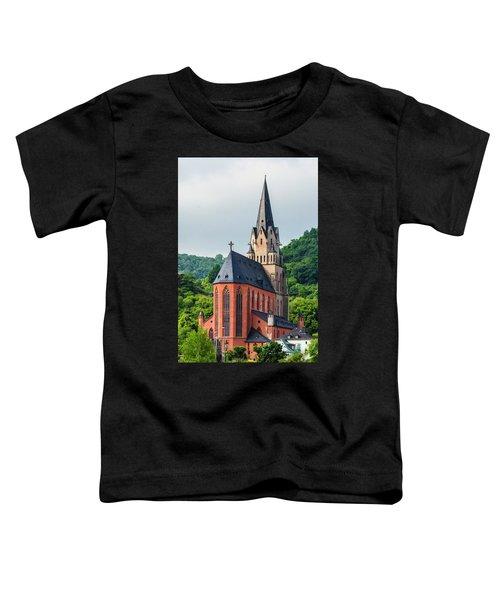 Liebfrauenkirche Oberwesel Toddler T-Shirt