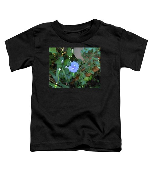 Little Boy Blue Toddler T-Shirt
