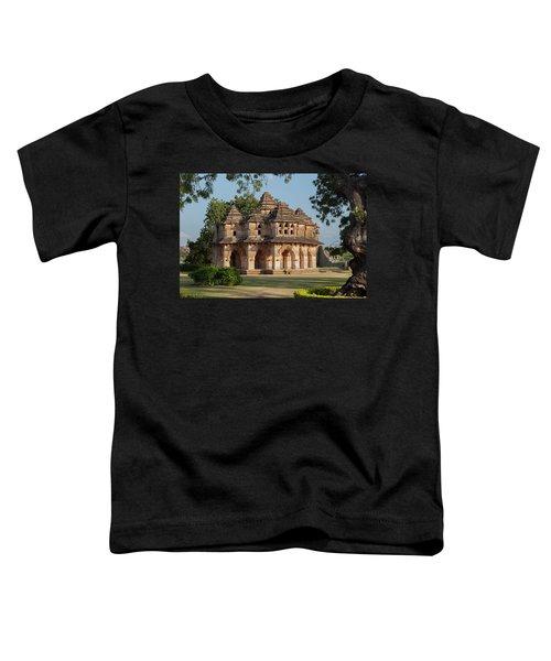 Lotus Mahal Toddler T-Shirt