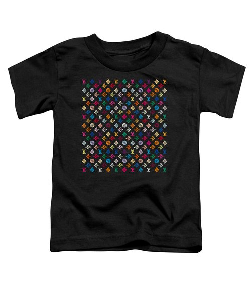 Louis Vuitton Monogram-2 Toddler T-Shirt