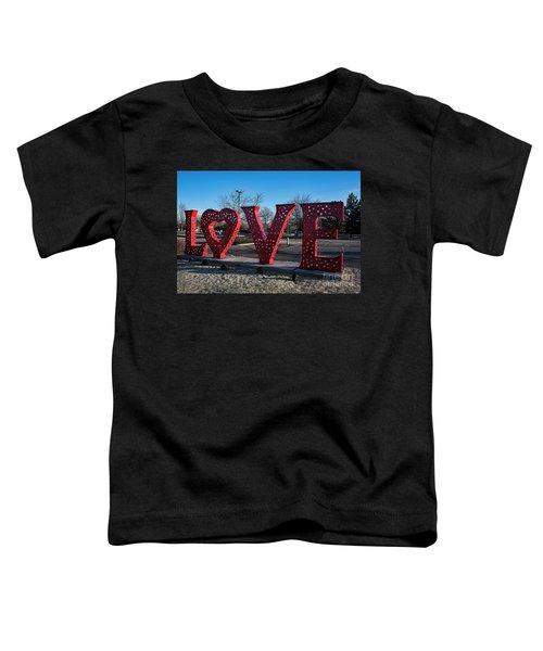 Loveland Toddler T-Shirt