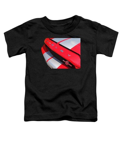 Lurking Cobra - Shelby Gt500 Kr Toddler T-Shirt