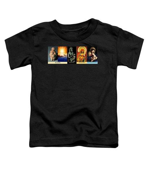 Ma Ra Evolution Toddler T-Shirt