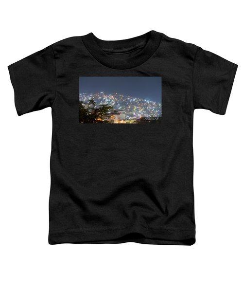 Magic Of Zihuatanejo Bay Toddler T-Shirt