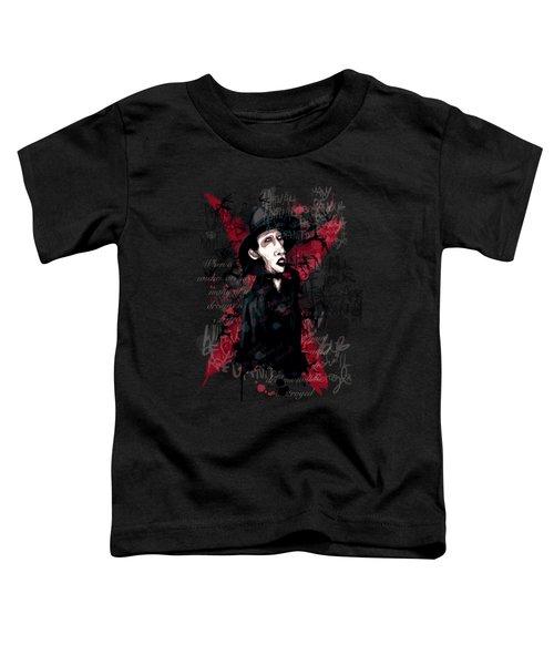 Man That You Fear Toddler T-Shirt