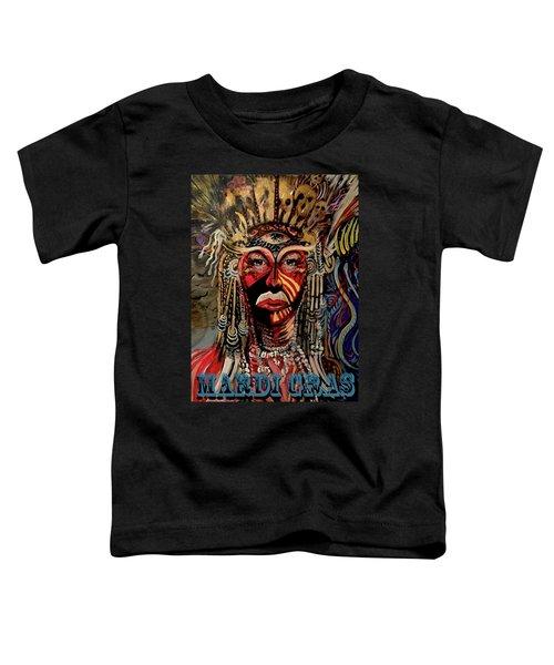 Mardi Gras 2019 Toddler T-Shirt
