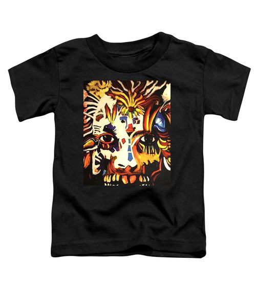 Mardi Gras Spirit 2013 Toddler T-Shirt