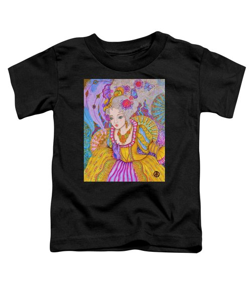 Marie Antinette Toddler T-Shirt