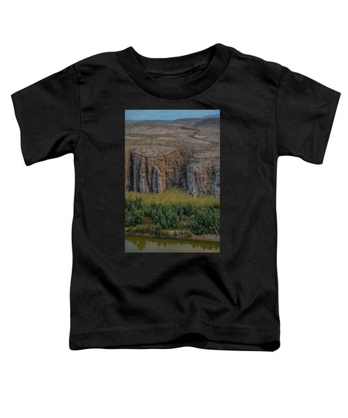Mexican Box Canyon Toddler T-Shirt