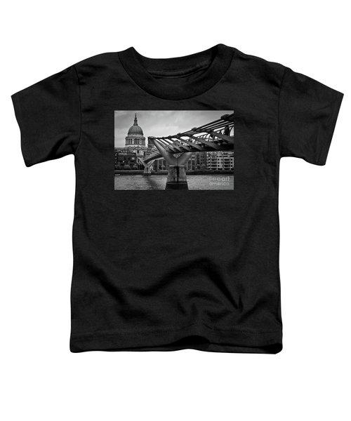 Millennium Bridge 01 Toddler T-Shirt
