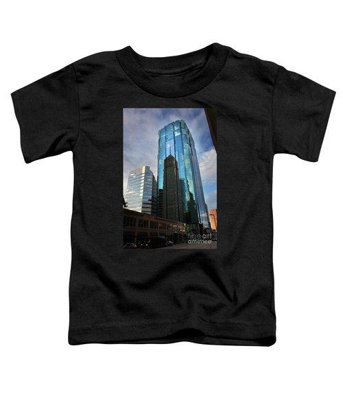 Minneapolis Skyline Photography Foshay Tower Toddler T-Shirt