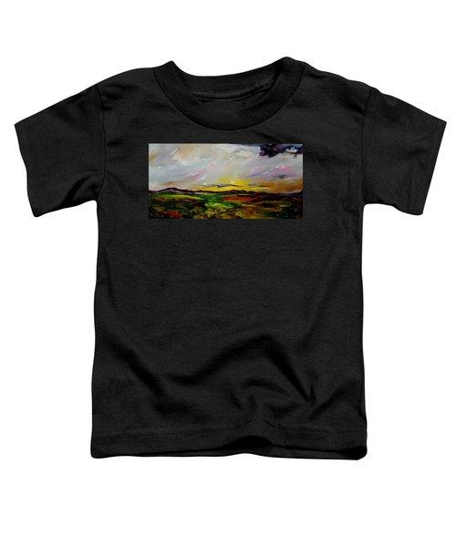 Montana Summer Storms        5519 Toddler T-Shirt