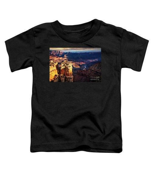 Moran Point 3 Toddler T-Shirt