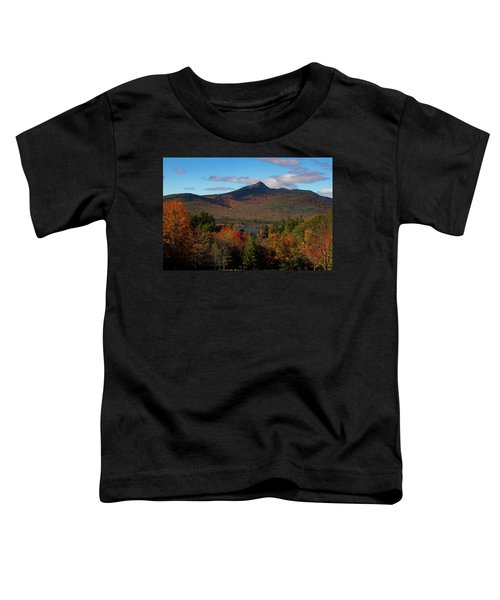 Mount Chocorua New Hampshire Toddler T-Shirt