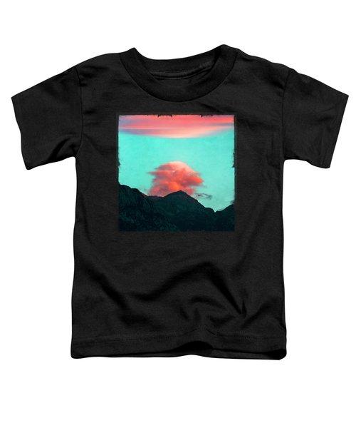 Mountain Daybreak Toddler T-Shirt