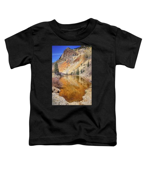 Mountain Reflections Toddler T-Shirt