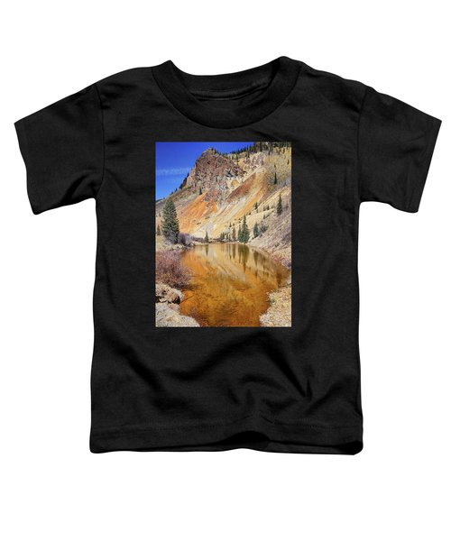 Mountain Reflections Toddler T-Shirt