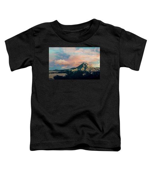 Mt Hood Toddler T-Shirt