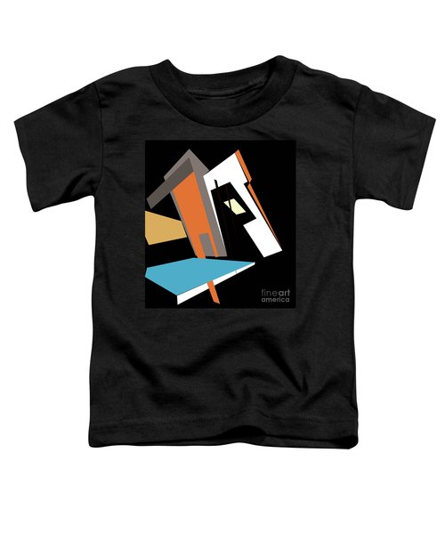 My World In Abstraction Toddler T-Shirt