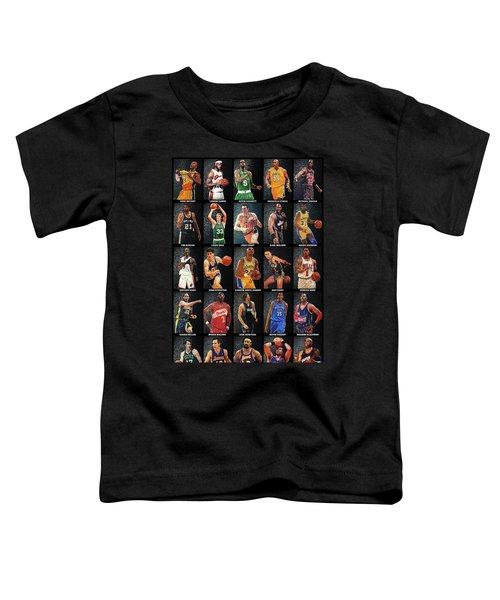 Nba Legends Toddler T-Shirt
