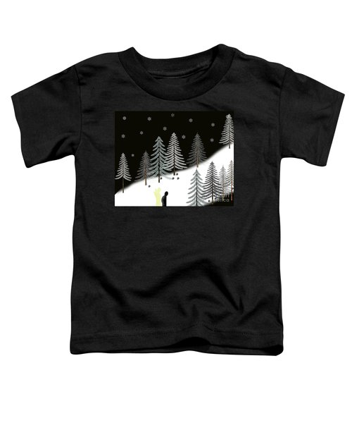 Never Alone Toddler T-Shirt