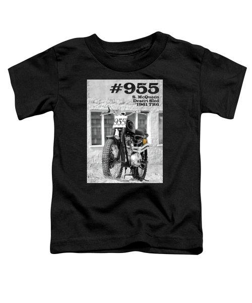 No 955 The Mcqueen Desert Sled Toddler T-Shirt