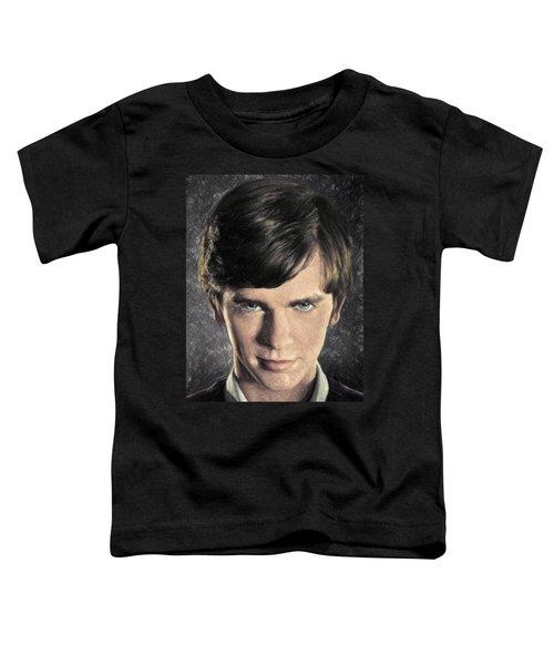 Norman Bates Toddler T-Shirt