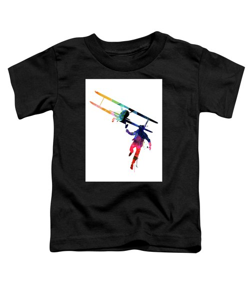 North By Northwest Watercolor Toddler T-Shirt