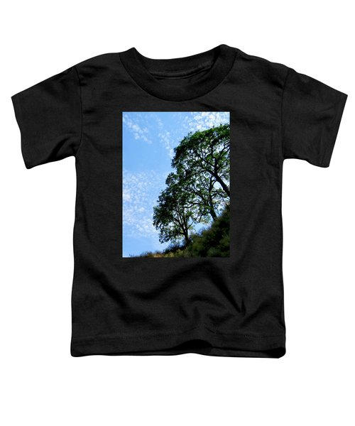 Oaks And Sky Toddler T-Shirt