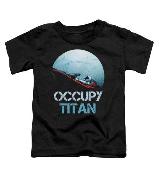Occupy Titan Toddler T-Shirt