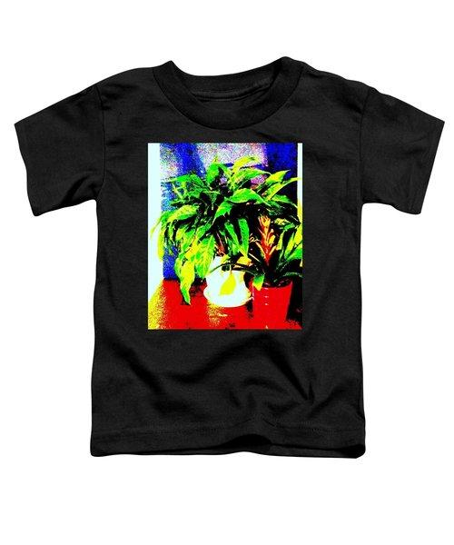 Office Garden Toddler T-Shirt