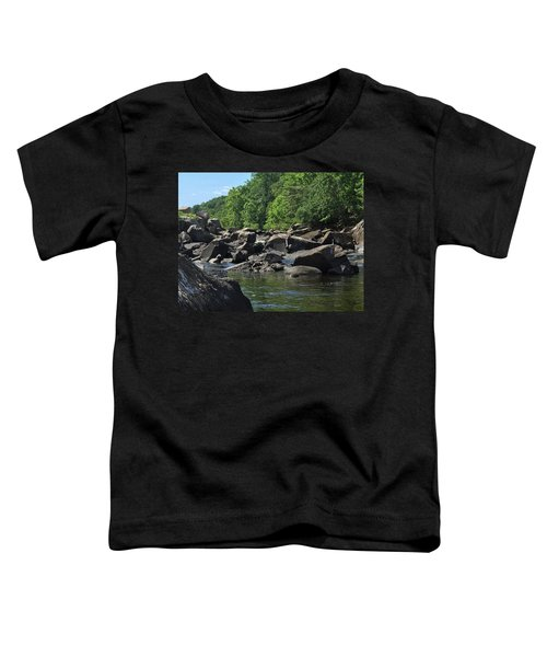 On The Occoquan Toddler T-Shirt
