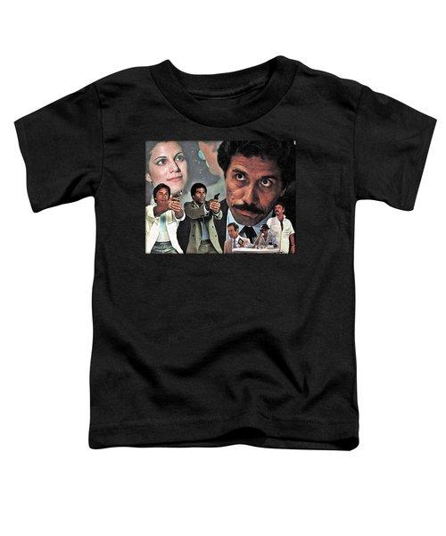 One Eyed Jack Toddler T-Shirt