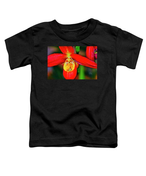 Orchid Study Seven Toddler T-Shirt