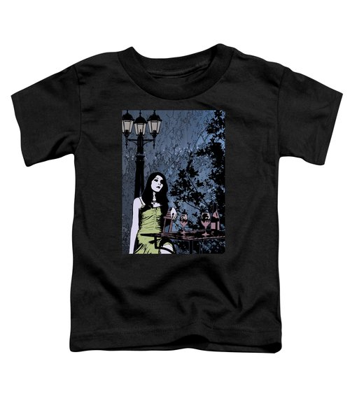 Out At Night Toddler T-Shirt