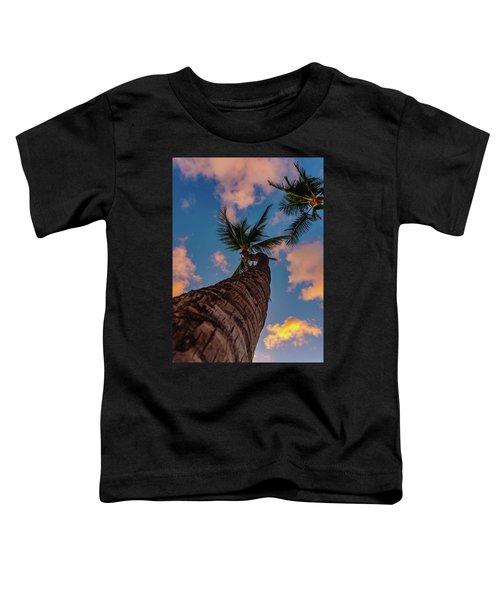 Palm Upward Toddler T-Shirt