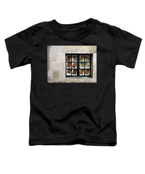 Parchment Panes Toddler T-Shirt